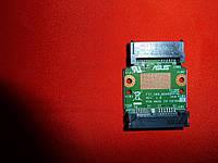 Переходник Asus K50AF / F52_ODD_BOARD REV: 1.0 (плата привода)