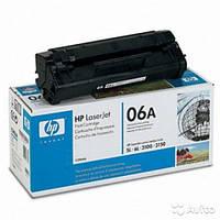 Картридж HP C3906A первоход (оригинал)