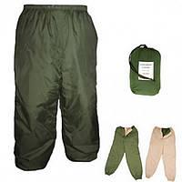 Реверсивные термо штаны ВС Британии (Snugpak Softie), оригинал