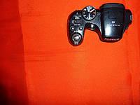 Корпус FujiFilm S2500 S2500HD (верхняя часть, вспышка, кнопки) черный