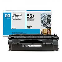 Картридж HP Q7553X первоход (оригинал)