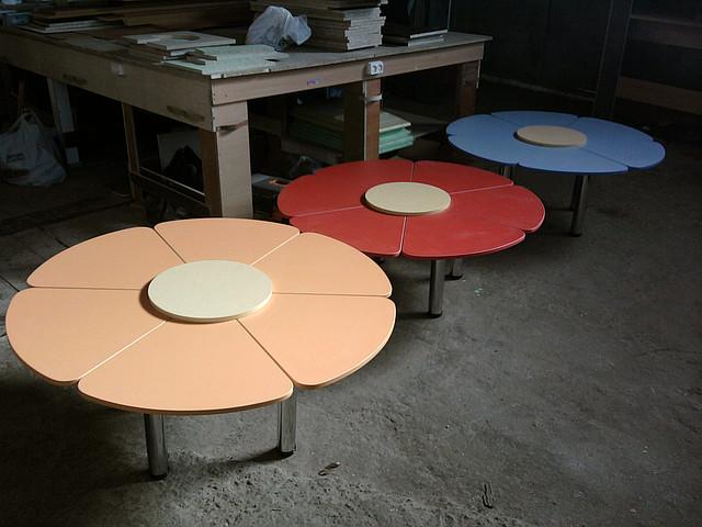 Игровые столики для детских садов