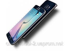 Смартфон Samsung Galaxy S6 Edge 64GB G925F Black Sapphire ' ', фото 2