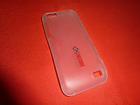 Чехол для телефона HTC ONE V T320e прозрачный силикон