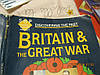 BRITAIN WAR книга АНГЛІЙСЬКОЮ МОВОЮ з БРИТАНІЇ, фото 2