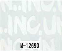 Пленка буковки М-12690 (ширина 100см)