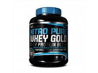 Протеин BioTech Nitro Pure Whey Gold (4000 g)