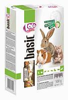 LoLo Pets Basic Exotic Mix for Rodents Экзотический корм для грызунов