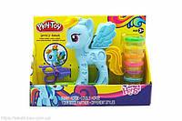Набор для лепки из пластелина Play-toy пони 'My little pony' SM8001