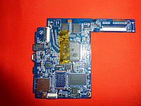 Материнская плата для планшета iNET-86V-REV02 неисправная