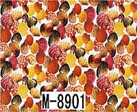 Пленка ракушки М-8901 (ширина 100см)