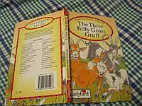 Книга НА АНГЛИЙСКОМ ЯЗЫКЕ сказка про козлика твердый переплет из БРИТАНИИ
