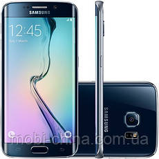 Смартфон Samsung Galaxy S6 Edge 32GB G925F Black Sapphire , фото 3