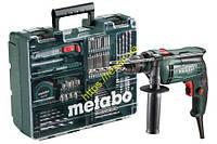 Ударная дрель Metabo SBE 650 SET (600671870) Мобильная мастерская