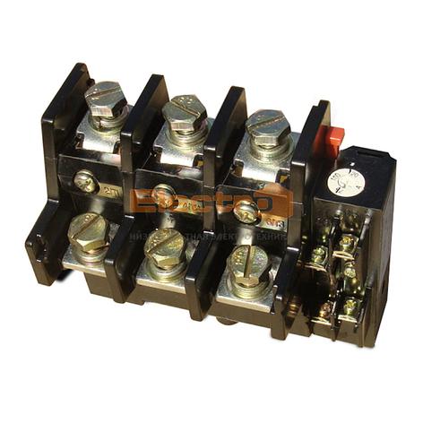 Электротепловое реле РТ20 100А-160А, фото 2