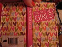 Книга НА АНГЛИЙСКОМ ЯЗЫКЕ для девочек из БРИТАНИИ