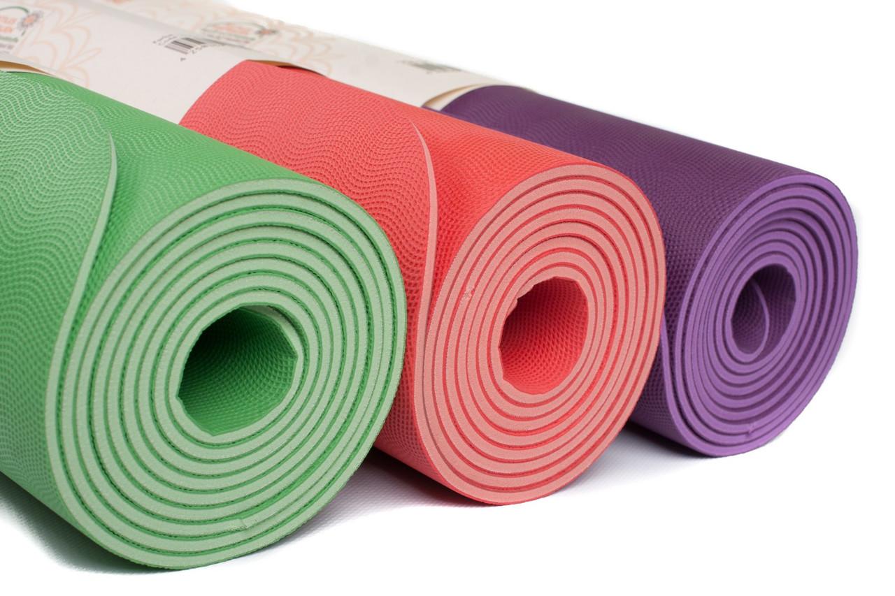 Коврик для йоги ЕкоПро Даймонд
