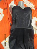 Платье как купальник или просто секси 38 D черное