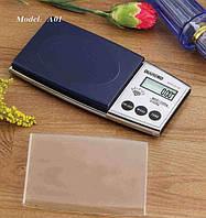 Ювелирные высокоточные весы до 100 г (0,01)  Electronic pocket scale diamond