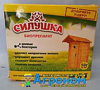 Биопрепарат деструкции СИЛУШКА, 50 гр, БиоТехАктив, Украина