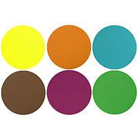 Набор теней для век 6 цветов Beauties Factory Eyeshadow Palette #08 - RAINBOW