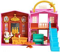 Игровой набор-дом Sheriff Callie Молочный Салон Коровы Эллы 66180