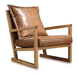 Кресло из дерева 002