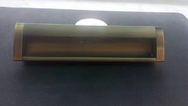 Меблева ручка 160 UA08/COO/04/160бронза