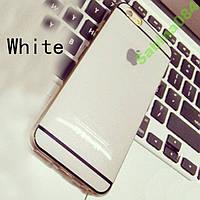 Белый Супер Стильный чехол для iPhone 5/5s