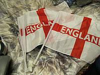 Британский флаг на машину ENGLAND АНГЛИЯ из БРИТАНИИ цена за набор =3шт