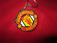 БРЕЛОК СУВЕНИР футбольный клуб Манчестер Юнайтед Manchester United