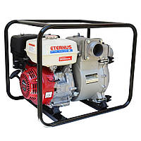 Мотопомпа для полугрязной воды Eternus WT30X