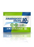 Альбендазол ультра 10% порошок,  уп. 10 г