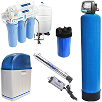 Фильтры для воды и системы водоочистки