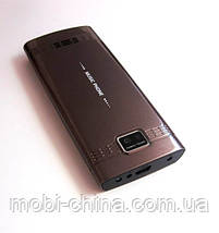 Копия Nokia X200 - dual sim, brown, фото 2
