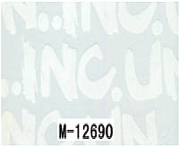 Пленка HD Пленка буковки М-12690 (ширина 100см)
