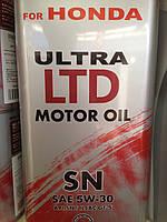 Моторное масло Honda 5w30 4l