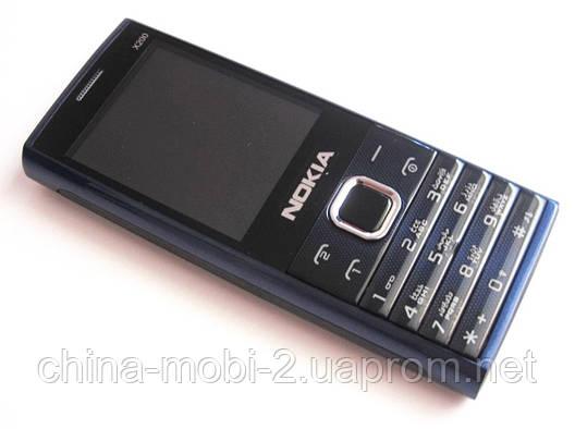 Копия Nokia X200 - dual sim, blue, фото 2