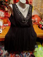 Распродажа туника блуза блузка 18 52 XL ИНДИЯ шик