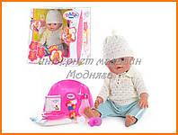 Кукла в свитере Baby Born Беби Борн BB 8001-E (Зима)