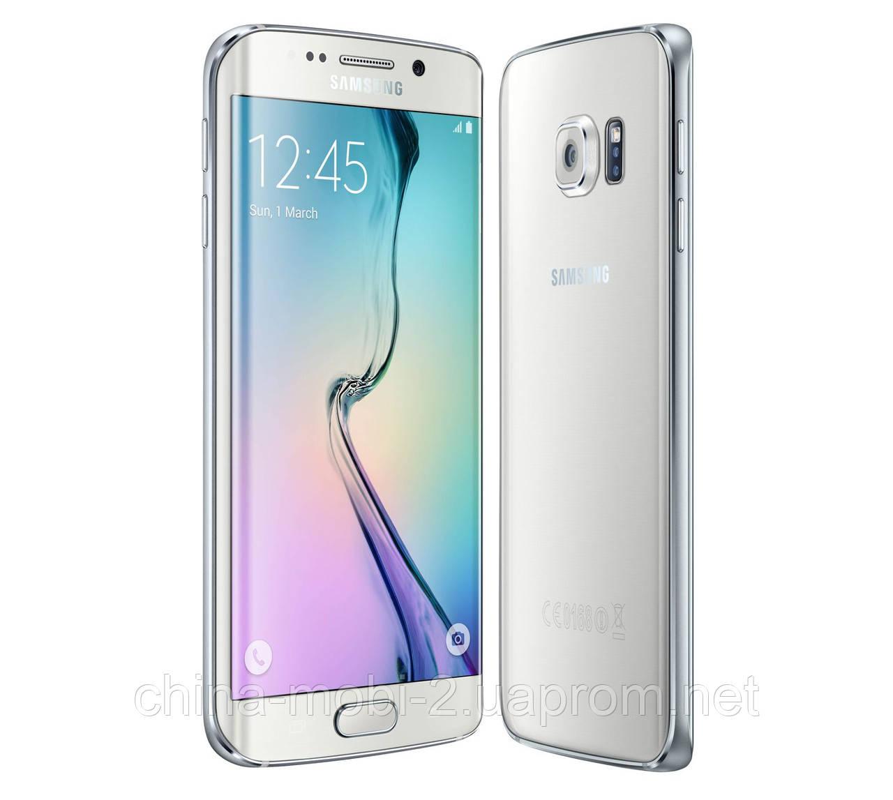 Смартфон Samsung Galaxy S6 Edge 32GB G925F White Pearl