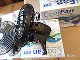 Автомобильный вентилятор ВН-12.530 12 V, фото 3
