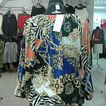 Блуза  теплая трикотажная с длинным рукавом , 549712, фото 2