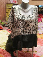 РАСПРОДАЖА vero moda блуза блузка 48 14 M КАКновая