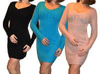 Кашемировые туники-платья.Итальянское качество, фото 1