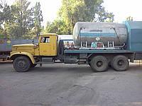 Криогенная емкость ТРЖК-5м