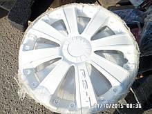 Колпаки р 13 r 13 белые RS-T