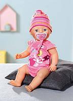 Кукла интерактивная Baby Born Zapf Creation  822005