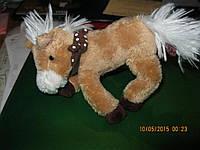 Германия брелок на сумку или ключи мягкая игрушка конь лошадь лошадка пони