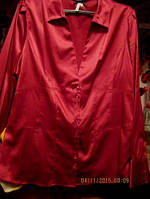 Распродажа!next блузка 22 56 XXL блуза блузка шик